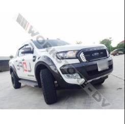 Ходовые огни. Ford Ranger, T6. Под заказ