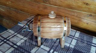 Керамический бочонок для напитков