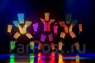 Артисты для шоу программы без посредников. Световое, лазерное шоу.