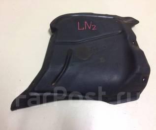Защита горловины топливного бака. Toyota Hilux Surf, KZN130G, KZN130W, LN130G, LN130W, VZN130G