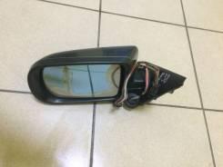 Стекло зеркала заднего вида бокового. BMW 7-Series, E38