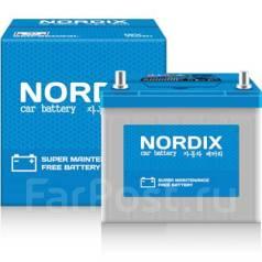Nordix. 75 А.ч., Прямая (правое), производство Корея. Под заказ