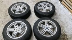 Продам комплект колес R18 для BMW X5. 8.5x18 5x120.00 ET45 ЦО 72,5мм.