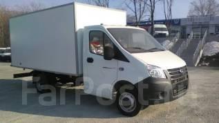 ГАЗ Газель Next. Изотермический фургон ГАЗель Next (ГАЗ-A21R32), 2 800 куб. см., 1 500 кг.