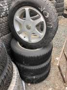 Комплект шины+литьё на 16 4-5. 114,30. Asiss. 215/60R16 зима 06 год. 7.0x16 4x114.30, 5x114.30 ET35 ЦО 73,0мм.