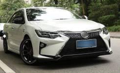 Обвес кузова аэродинамический. Toyota Camry, AVV50, ASV50, GSV50