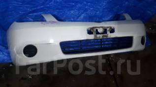 Бампер. Toyota Corolla Spacio, NZE121, NZE121N, ZZE122, ZZE122N, ZZE124, ZZE124N Двигатели: 1NZFE, 1ZZFE