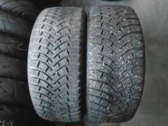 Michelin X-Ice 2. Зимние, шипованные, 2011 год, износ: 10%, 2 шт