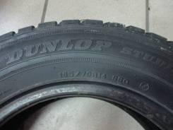 Dunlop Graspic. Зимние, без шипов, износ: 50%, 1 шт
