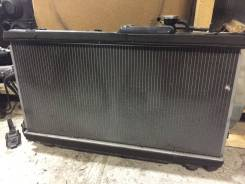 Радиатор охлаждения двигателя. Subaru Impreza WRX, GDB Subaru Impreza WRX STI, GDB