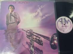 JAZZ! Герб Альперт / Herb Alpert - Magic Man - JP LP 1981