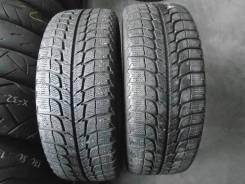 Michelin X-Ice. Зимние, износ: 20%, 2 шт