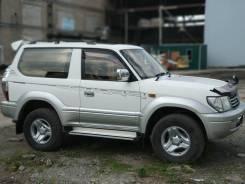 Toyota Land Cruiser Prado. автомат, 4wd, 3.0 (170 л.с.), дизель, 170 000 тыс. км