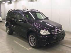 Mercedes-Benz ML-Class. 163, 112 942