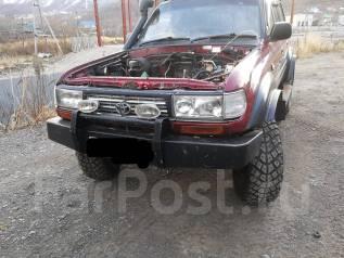 Toyota Land Cruiser 80. HDJ80, 1HDT