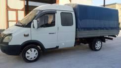 ГАЗ 33023. Газель - фермер . кузов 3 метра . инжектор, 2 400 куб. см., 1 500 кг.