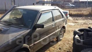 Subaru Justy. механика, 4wd, 1.0 (45 л.с.), бензин
