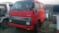 Кабина. Toyota Hiace, LH85