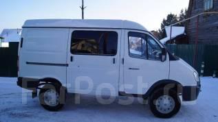 ГАЗ Соболь. Продается Соболь, 2 890 куб. см., 7 мест