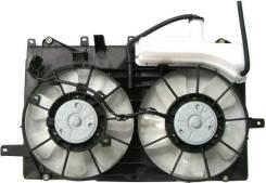Вентилятор охлаждения радиатора. Toyota Prius, NHW20 Двигатель 1NZFXE