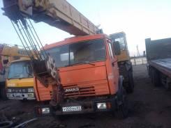 Ивановец КС-45717-1. Продам автокран, 10 000 куб. см., 25 000 кг., 21 м.