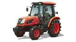 Kioti. Корейский мини трактор NX4520 CH