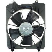 Вентилятор охлаждения радиатора. Honda CR-V, RE5, RM1, RM4 Двигатели: K24A, R20A, R20A9