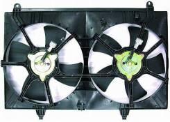 Вентилятор охлаждения радиатора. Nissan Teana, J31 Двигатели: QR20DE, VQ23DE, VQ35DE