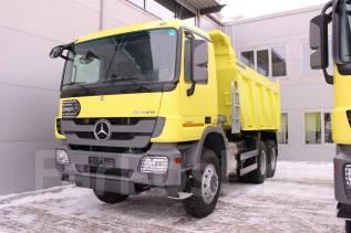 Mercedes-Benz Actros. Самосвал 6*6 3341AK, 12 000 куб. см., 25 000 кг.