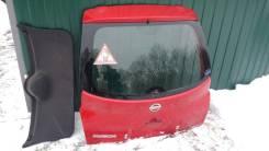Дверь багажника. Nissan March, AK12