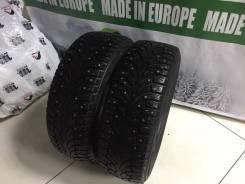 Bridgestone Noranza 2 EVO. Зимние, шипованные, 2011 год, износ: 10%, 2 шт