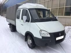 ГАЗ Газель. ГАЗ ГАЗель 3302, 2009, 3 000 куб. см., 1 500 кг.