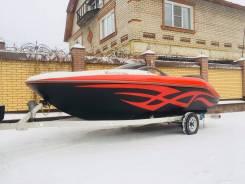 BRP Sea-Doo Challenger. Год: 2001 год, длина 6,05м., двигатель стационарный, 240,00л.с., бензин