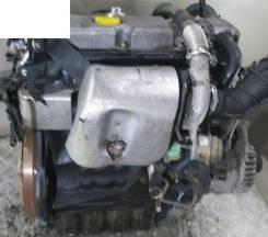 Защита двигателя железная. Opel Astra Двигатель X20DTL
