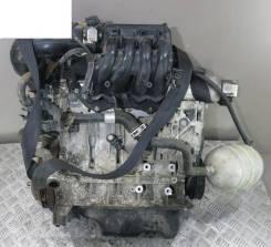 ДВС (Двигатель) Peugeot 206 2000 г. Бензин 1.1 Инжектор Мех. (HFY)