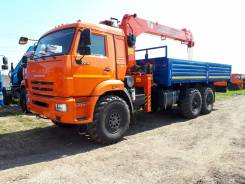 Камаз 65116. Седельный тягач 65116 с Fassi F245A.0.22, 6 700 куб. см., 15 575 кг. Под заказ