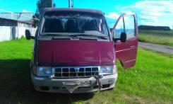 ГАЗ 2217 Баргузин. Продаётся Соболь Баргузин, 2 000 куб. см., 7 мест