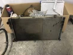 Радиатор охлаждения без кондиционера лада приора