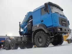 Камаз 65111. Седельный тягач 65111 с кран-манипулятором, 11 000 куб. см., 25 000 кг. Под заказ