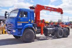 Камаз 65111. Седельный тягач 65111 с Kanglim KS1256G-ll, 11 000 куб. см., 25 000 кг. Под заказ