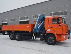 Камаз 65111. Седельный тягач 65111 с Инман ИМ-150, 11 000 куб. см., 25 000 кг. Под заказ
