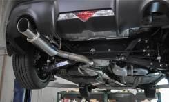 Выхлопная система. Subaru BRZ, ZC6 Toyota GT 86, FRSPORT, ZN6 Двигатели: FA20GR, 4UGSE, FA20, FA20D. Под заказ