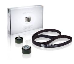 Ремкомплект ГРМ ремень + 2 ролика ВАЗ 2170 Trialli GD770