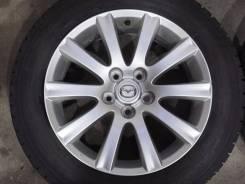 Mazda. 7.0x17, 5x114.30, ET45, ЦО 67,1мм.