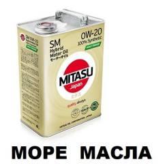 Mitasu Moly-Trimer. 0W-20, синтетическое