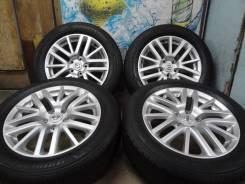 Продам Стильные колёса Nissan Fuga+Лето Жир 225/55R17. 7.0x17 5x114.30 ET45