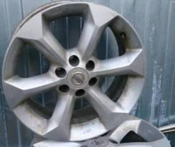 Nissan. 7.0x17, 6x114.30, ET30, ЦО 66,1мм.