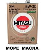 Mitasu Moly-Trimer. Вязкость 5W-30, синтетическое