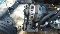 Компрессор кондиционера. Nissan X-Trail, T31R, T31 Nissan Lafesta, NB30, B30 Двигатель MR20DE