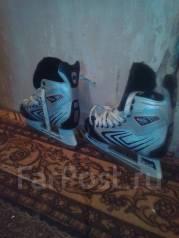 Коньки. размер: 38, хоккейные коньки